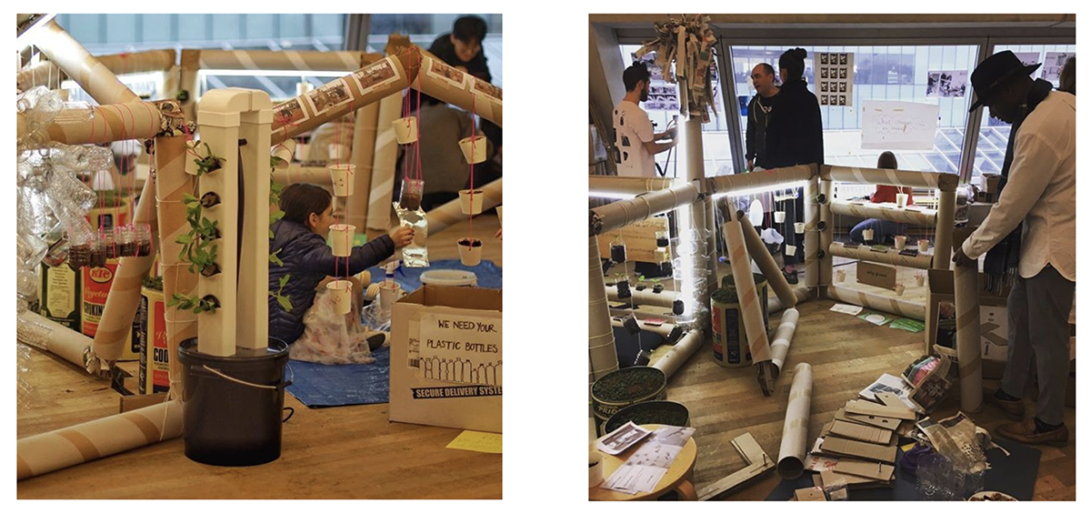 Open Design & Manufacturing (OD&M) at Tate Exchange: A Case
